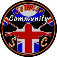 Scooter Community SC Decal