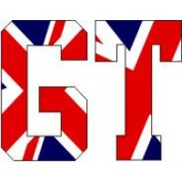 Vespa GT Union flag decal