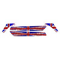 Vespa GT & GTS Union Flag kit