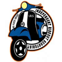 Independent Rideout Scooterists Decal