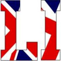 Lambretta LI Union flag decal