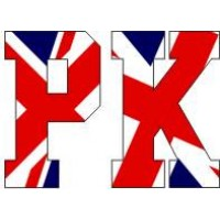 Vespa PK Union flag decal