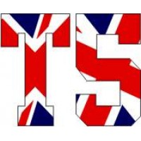 Vespa T5 Union flag decal