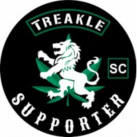 Treakle SC Support Decal #1