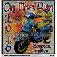On The Run 2016 Patch
