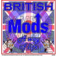 British Mods Patch