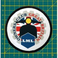 LML Owners Club Patch