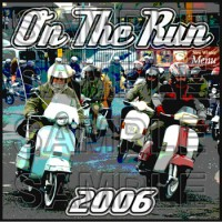 On The Run 2006 (Rideout) Patch