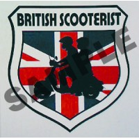 British Scooterist Shield