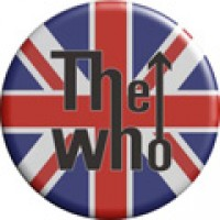 The Who Pin Badge