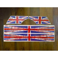 Union Jack Stripe kit