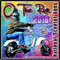 On The Run 2018 Decal